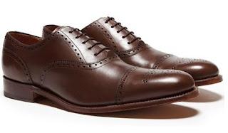 sepatu kerja pria terbaru