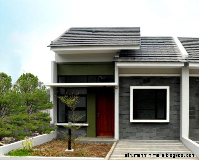 inspirasi rumah minimalis type 36   Model Rumah Minimalis Terbaru 2014