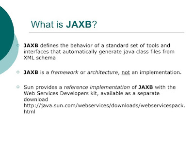 JAXB Example in Java
