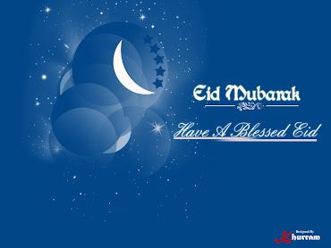 #8 Eid Mubarak Wallpaper