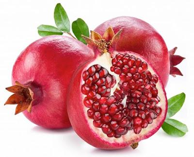 Khasiat buah delima untuk kesehatan dan kecantikan