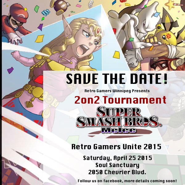 RGU2015 2on2 Tournament is Coming Back!!!