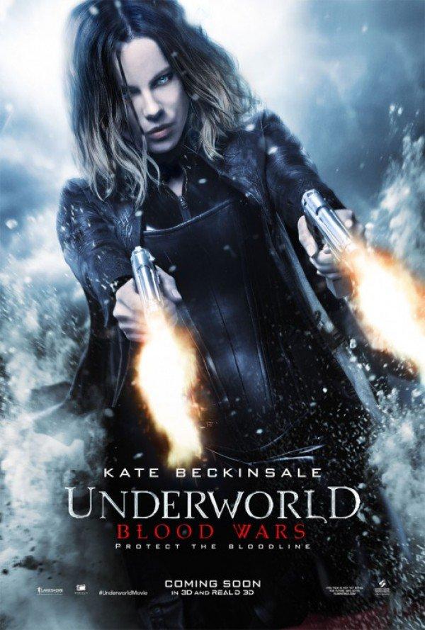 Thế Giới Ngầm - Trận Chiến Đẫm Máu, Underworld: Blood Wars