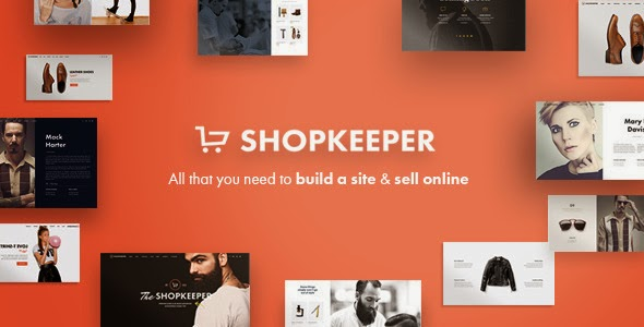 Shopkeeper Responsive