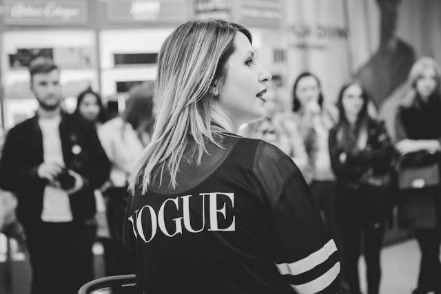 Алена Пономаренко, Vogue Ukraine