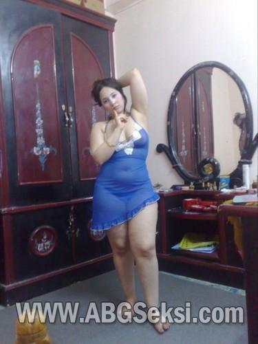 foto hot tante pakai lingerie 3