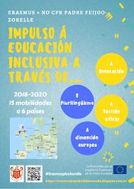 ERASMUS+ NO CPR PADRE FEIJOO-ZORELLE