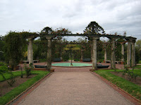 Rosas paisajes de parques rosedal