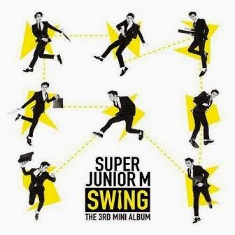 Lirik Lagu: Super Junior M - Swing