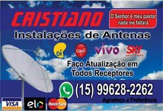 Cristiano Antenas