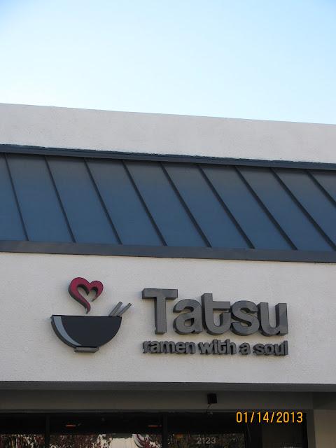 Tatsu Ramen in Sawtelle