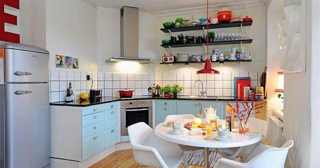 Cozinhas pequenas: charme e simplicidade - Amando Cozinhar ...