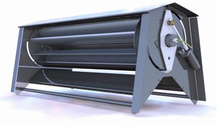aerogenerador Ridgeblade