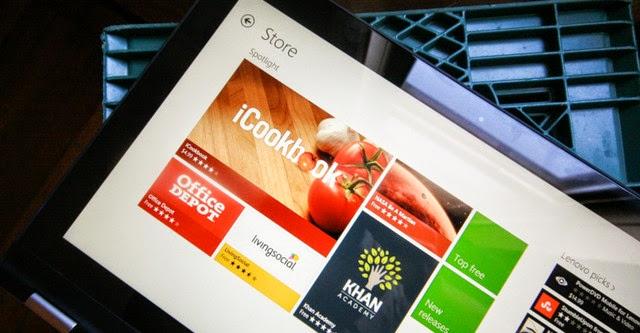 Chợ Windows vượt mốc 500.000 ứng dụng