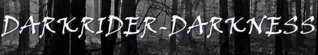 Darkrider-Darkness