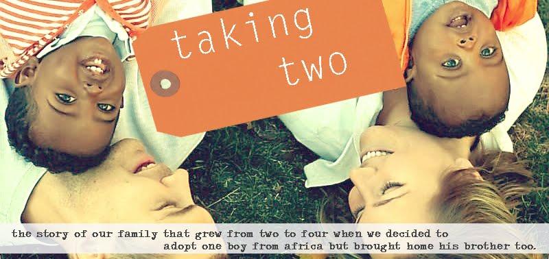 Taking Two