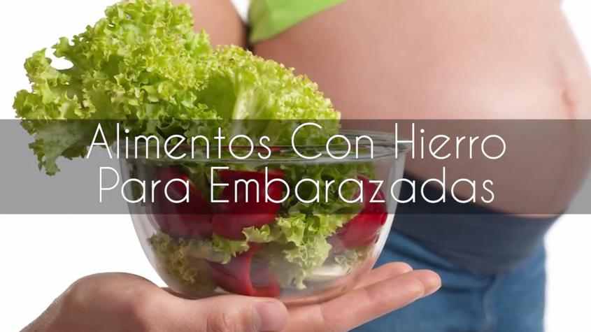 Conspiraciones y noticias actuales alimentos con hierro para embarazadas - Alimentos que contengan hierro para embarazadas ...