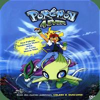 Pokémon Por Siempre: Celebi, la voz del bosque