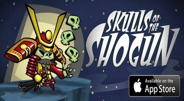 Kini Game Skulls of The Shogun Hadir di iOS