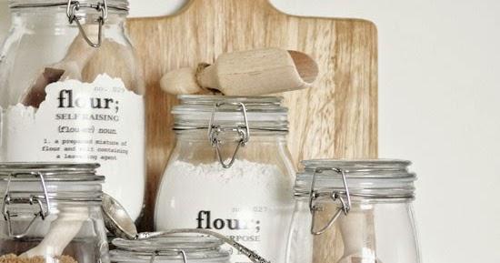 Diy small lowcost botes decorados para la cocina decorar - Ikea botes cocina ...