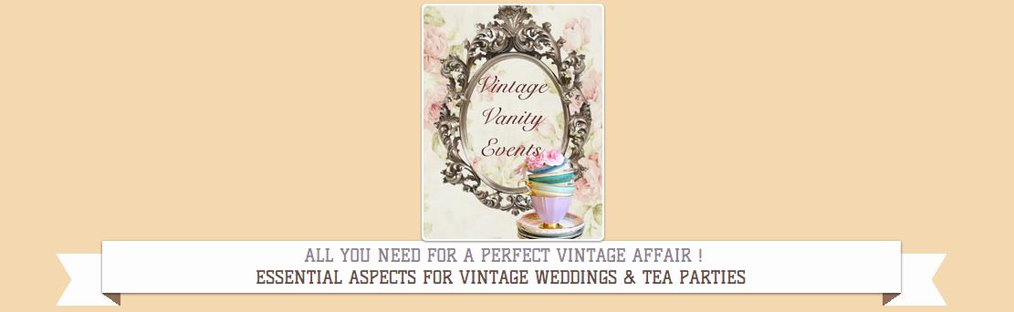 Vintage Vanity Events