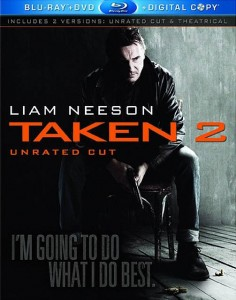 Taken 2 (2012) UNRATED EXTENDED BRRip 700MB