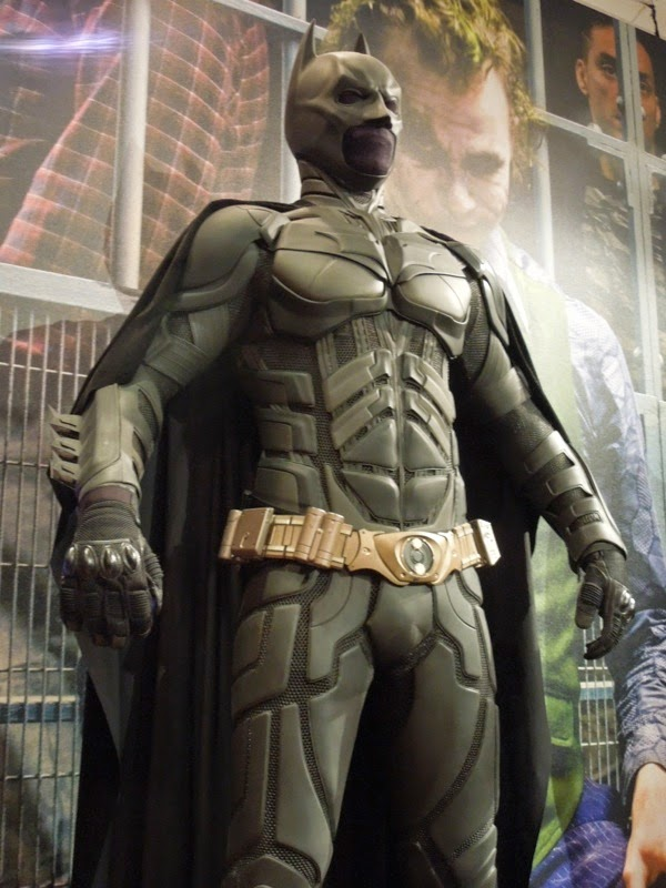 Christian Bale Dark Knight Batman costume