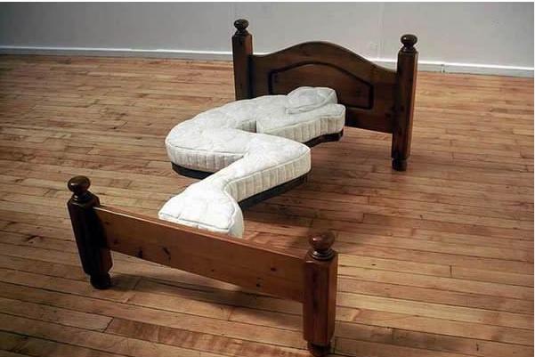 Tempat Tidur 1 Posisi