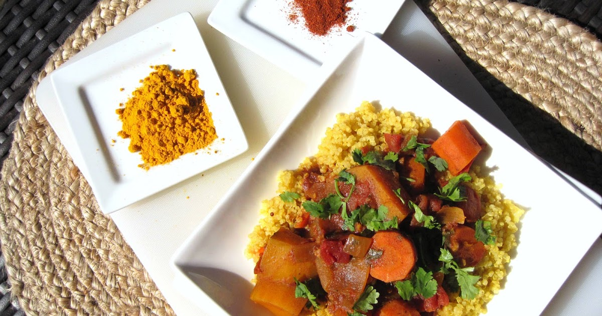 Lemons and Lima Beans: quinoa with moroccan winter squash ...