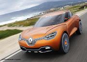 Renault Captur's smooth