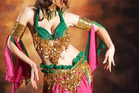 Danza Arabe y Bollywood