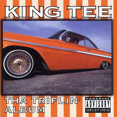 King Tee – Tha Triflin' Album (CD) (1993) (FLAC + 320 kbps)