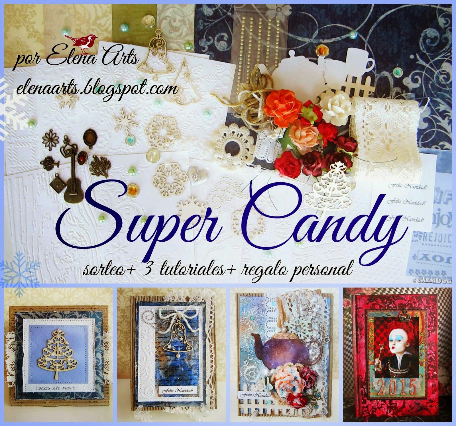 ELENA ARTS - Super Candy