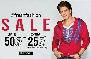 Yepme Fresh Fashion Sale: Upto 50% Off + Extra 25% Off on Clothing | Footwear | Watches | Clutches