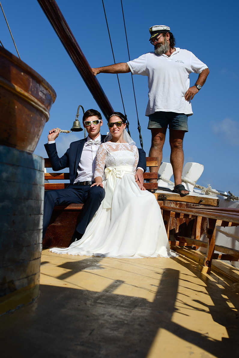 vestuvės Graikijoje Kretoje Chanijoje