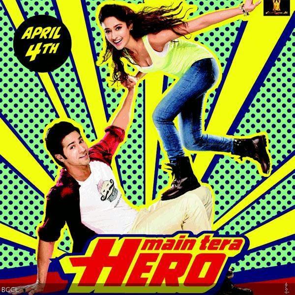 Main Tera Hero New Hindi Full Movie Lettore Dvd 3d Con Tv Normale