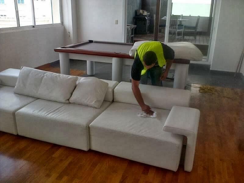 Cleaner dominicana limpieza de muebles en piel leather for Muebles domingo
