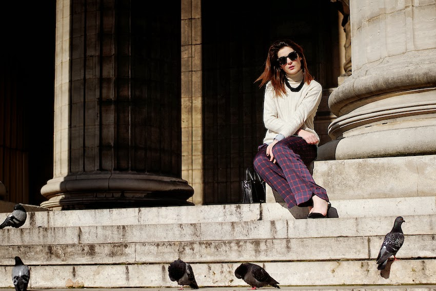 irene buffa parigi fashion week street style