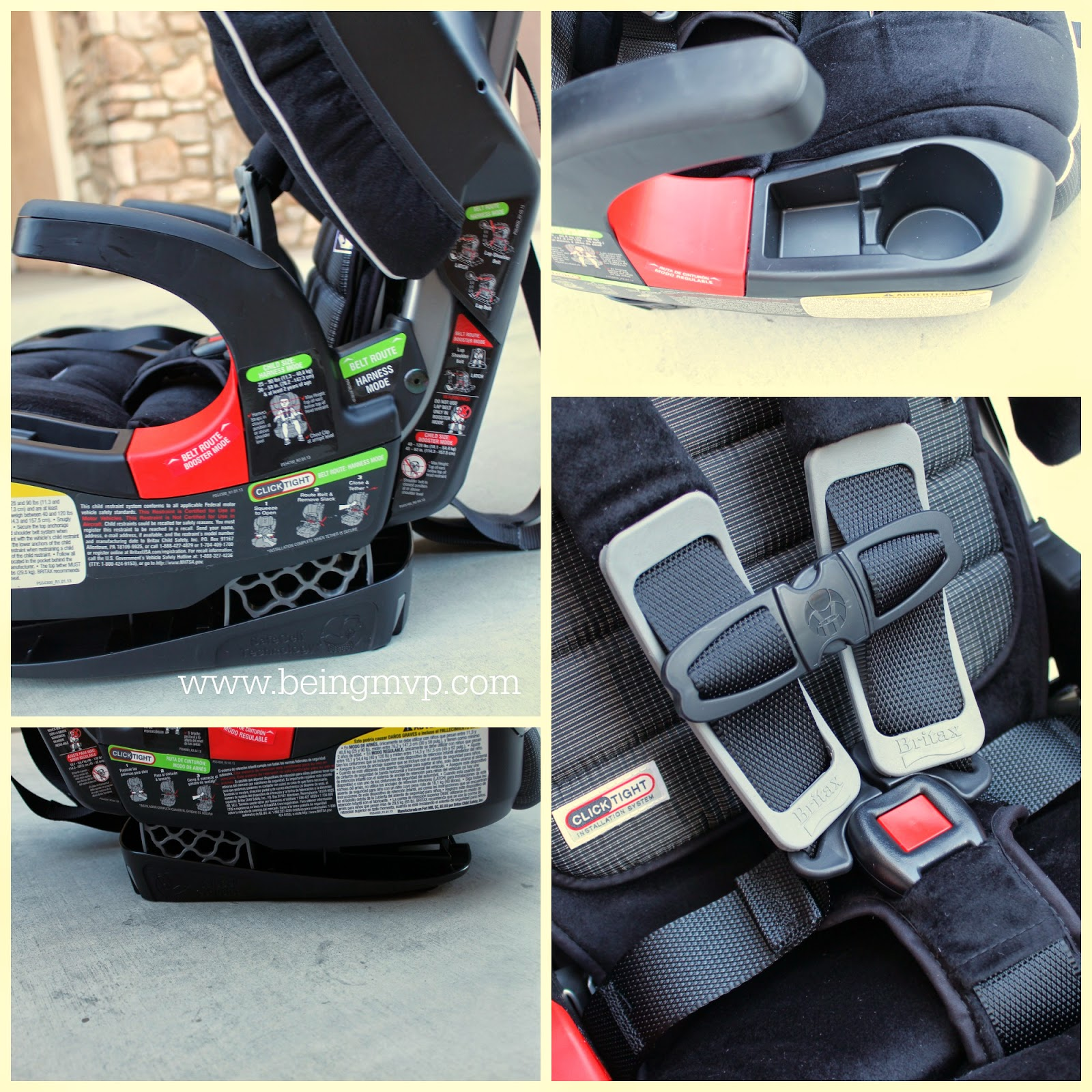 Being Mvp Britax Frontier 90 Ultimatecomfort Series