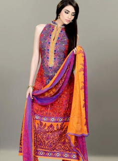Eid-Festival-Al-Karam-Dress