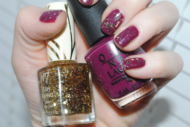 opi+casino+royale+watch+gold+glitter+no+7