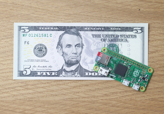 raspberry pi 5 dolares