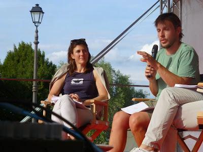 Melania Lunazzi intervista Devis Bonanni