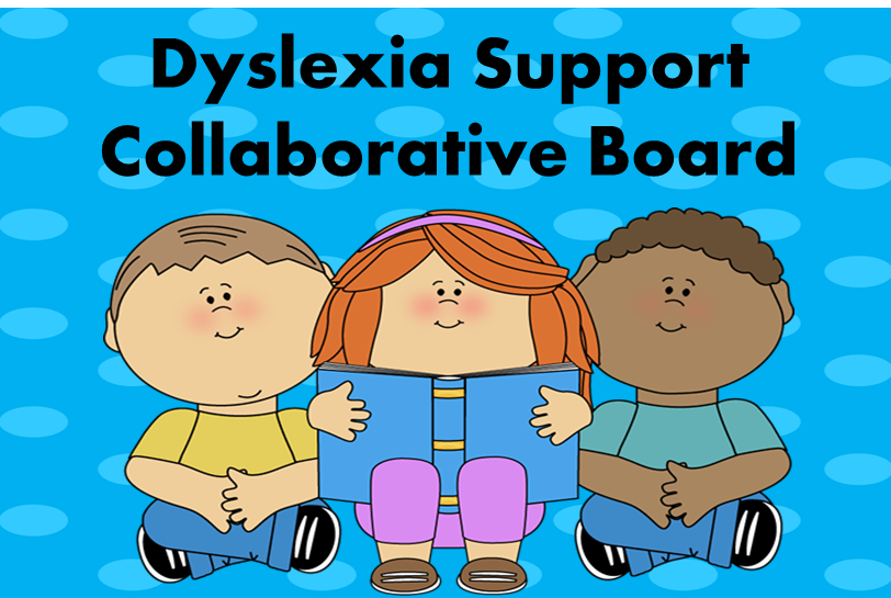 http://www.pinterest.com/readingtutorog/dyslexia-support-collaborative-board/