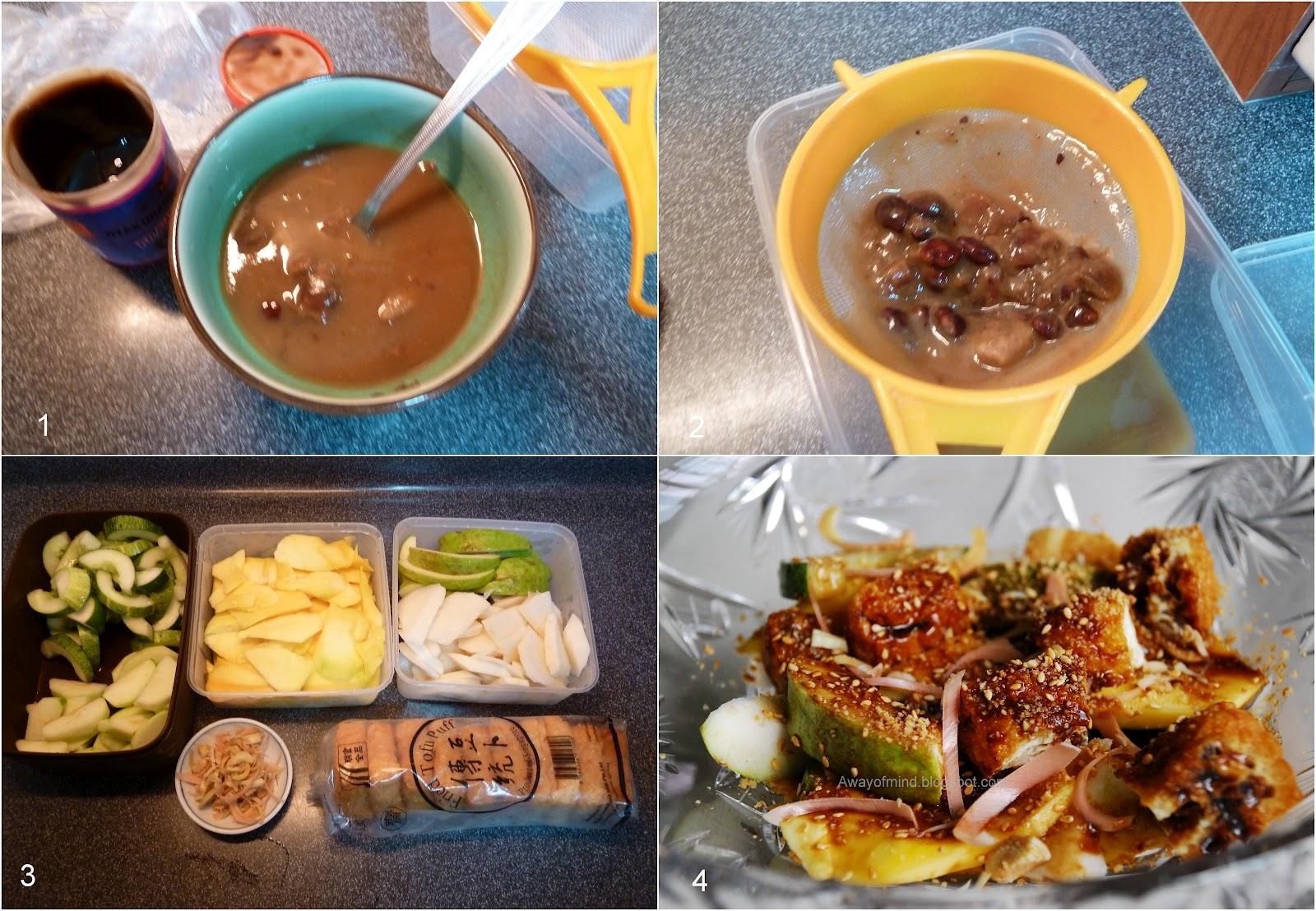 Awayofmind Bakery House: Homemade Penang Rojak