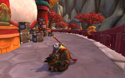 Warcraft Pandaria Panda Disney World Animal Kingdom crates