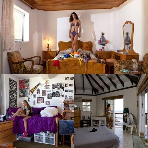 Chicas del mundo y sus habitaciones taringa for Habitaciones de chicas