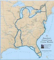 The Great Loop Map