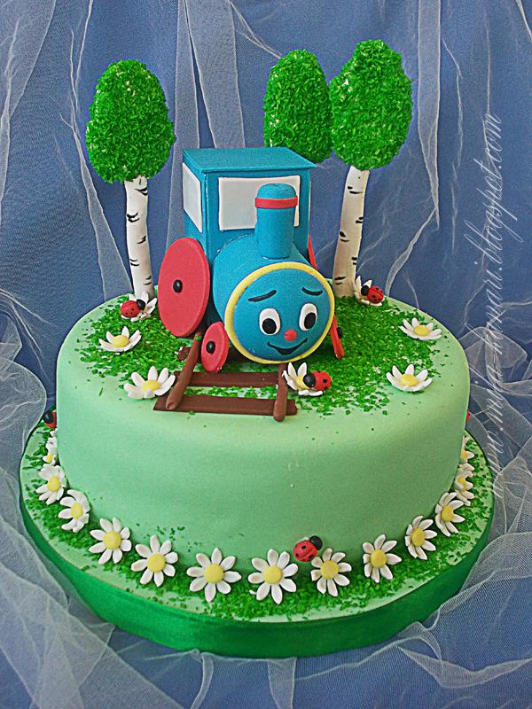 Торт паровоз из мастики мастер класс - Vendservice.ru