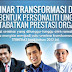 Seminar Transformasi Diri Bersama Dato' Sheikh Muzaffar & Fahrin Ahmad